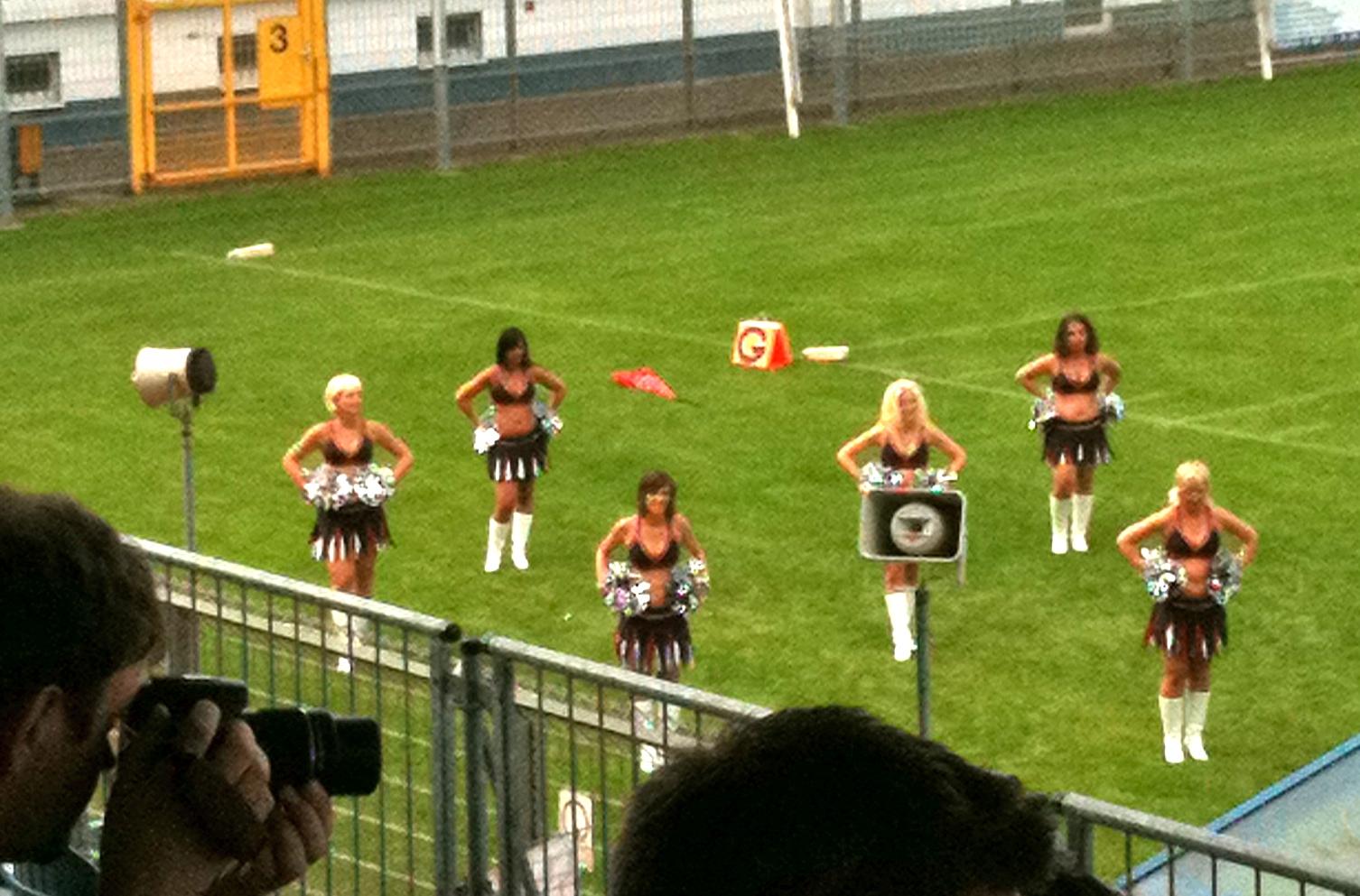 Cheerleader-Nachwuchs - Kerstin Kreis